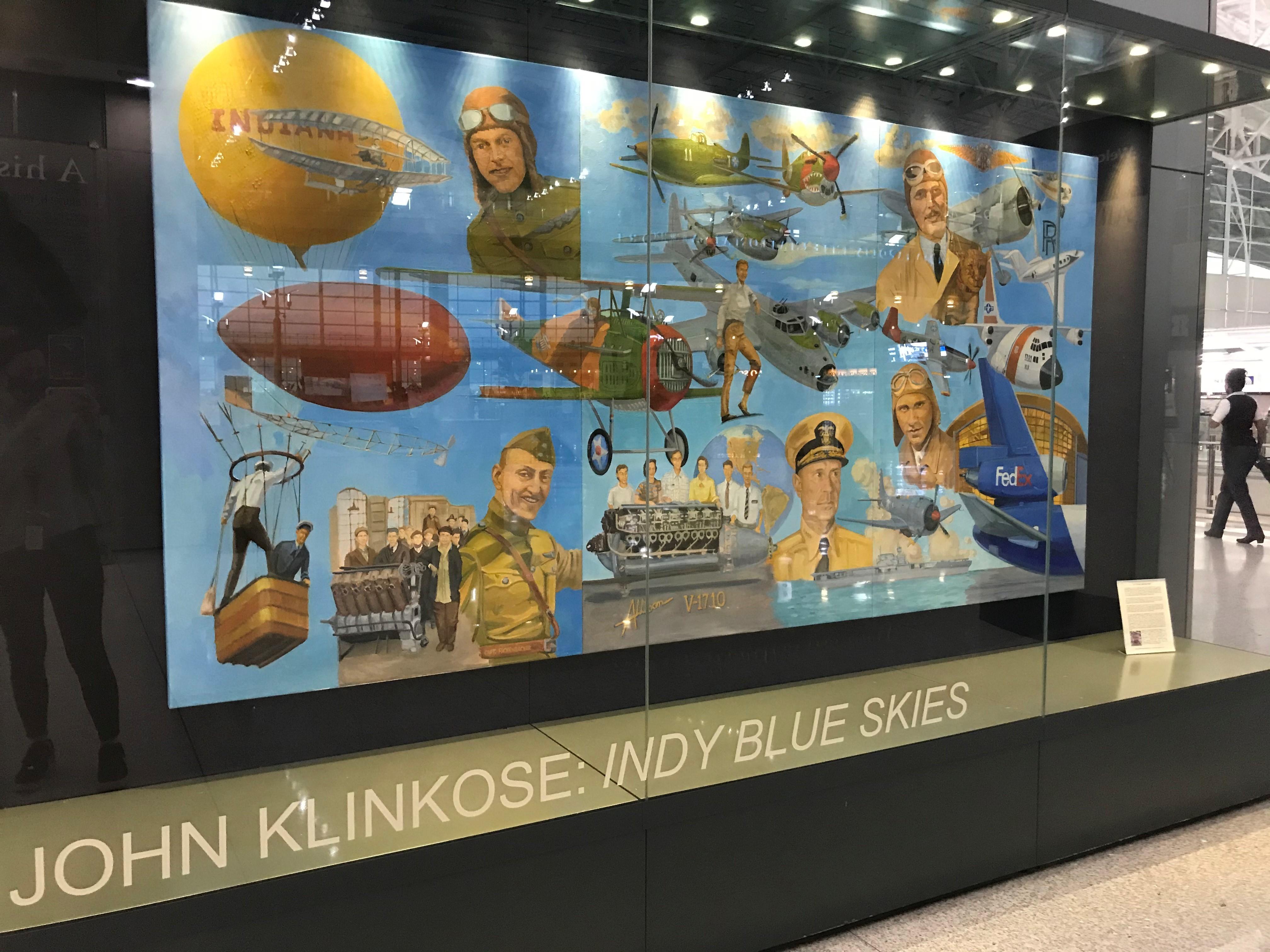 Indy Blue Skies