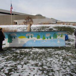 Frozen Snow Plow 2014