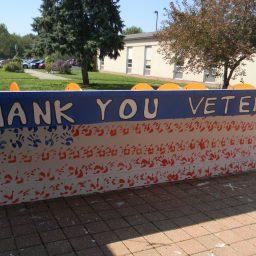 Thank You Veterans Snow Plow 2012