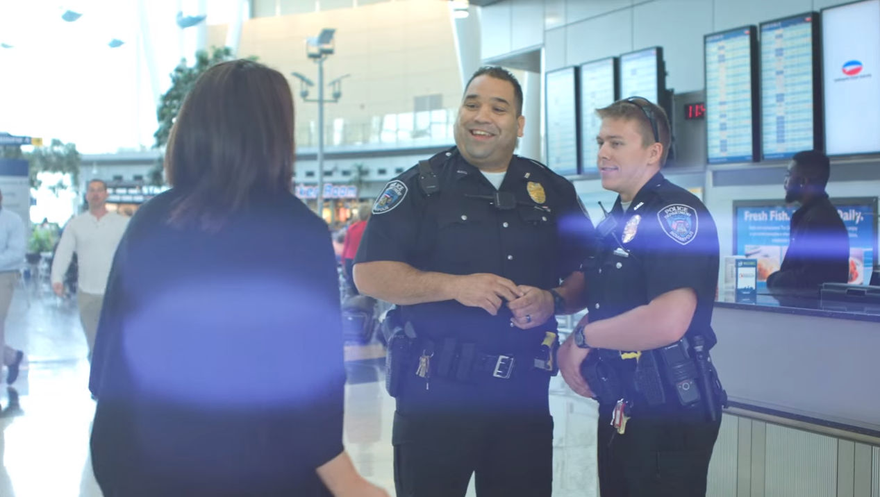 Amazing Airport Police Department